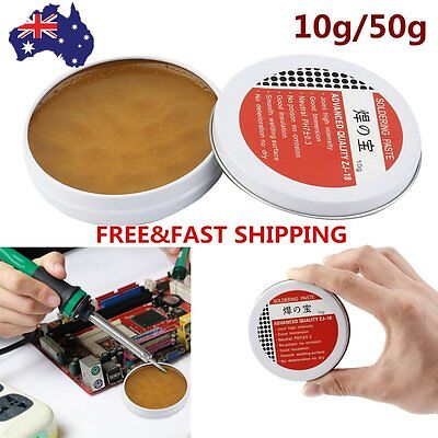 10/50g 50g Rosin Soldering Flux Phone Solder Paste Welding Grease Handwork Tools
