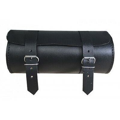 New pLAIN HD STYLE CRUISER Hand Made Leather Tool Bag