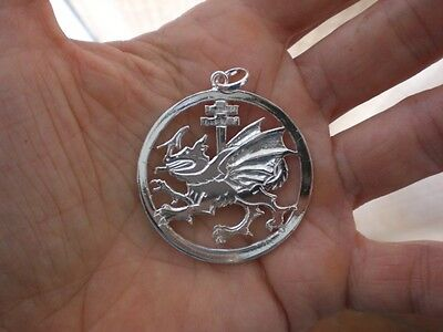 vlad dracula's order of the dragon pendant- Colgante  Dracula, Orden del Dragon