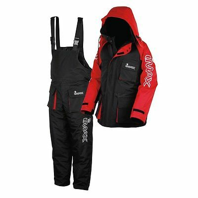 New Imax Thermo Suit 2Pc Sea Fishing 100% Waterproof Windproof Boat Shore