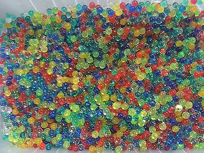 10000 Jelly Water Bullet Balls 9mm-11mm For Desert Eagle Toy Gun