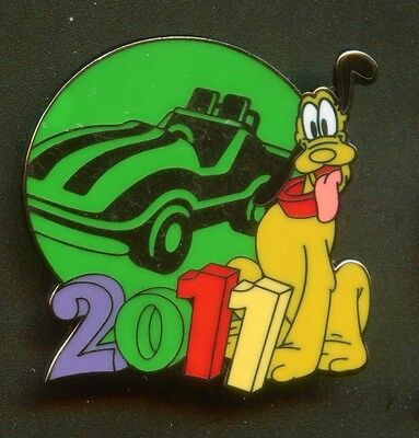 DISNEY PIN PLUTO Mystery Collection Dated 2011