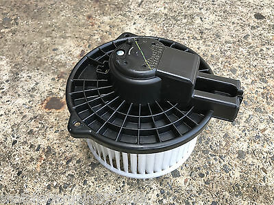 Mazda 3 Sedan Hatch Ac Air Con Conditioning Heater Blower Fan Motor Sp25 Gt Bm