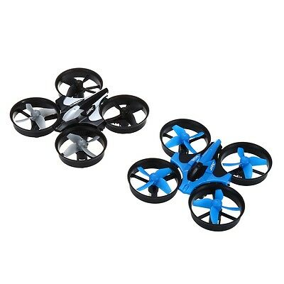 Giocattolo Elicottero JJRC H36 Mini 2.4GHz 4CH 6Axis Gyro RC Headless Quadcopter