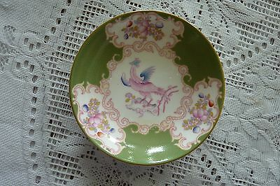 Mintons England Cockatrice Green 11 Cm Trinket Pin Dish