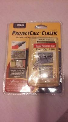 Calculated Industries ProjectCalc Classic Model 8503  New