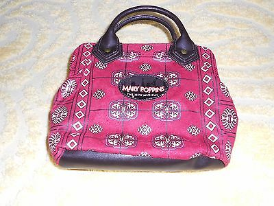 Mary Poppins The New Musical Mini Magic Carpetbag - NWT