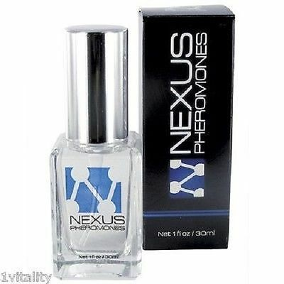 Nexus Pheromones Spray Perfume Cologne Attracts Women And Men 30Ml Concentrate