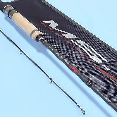 Major Craft MS-X MXS-652L Spinning 2 piece Rod NEW Fishing Carbon Bass