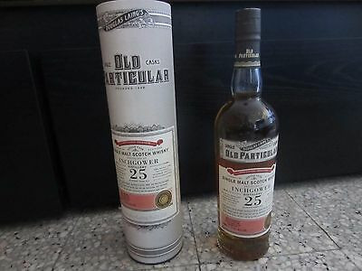 Inchgower 25 1989 (cask 10879) old particular Douglas Laing 70cl 51,5%