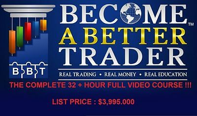 Become A Better Trader-Rob Hoffman'S Forex Professional Trading Video Course