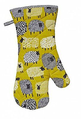 Dotty Sheep Oven Gauntlet by Ulster Weavers SIngle Oven Glove