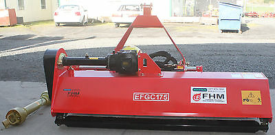 "68"" Hydraulic Offset 3pt Flail Mower  Cat.I 3pt 30hp~65hp (FH-EFGCH175)"