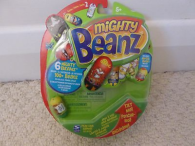 Mighty Beanz Series 2 Lion Tamer bean & others