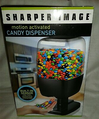 New Sharper Image Motion Activated Candy Dispenser