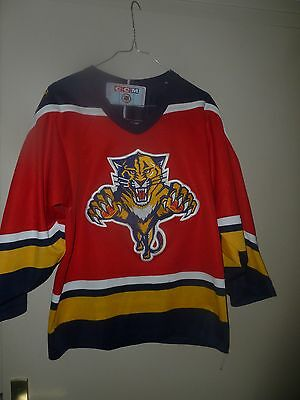 Maillot Hockey sur glace Jersey Vintage Florida Panthers taille S