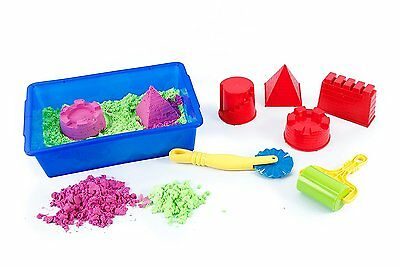 2015 New In Box Horizon Made By Me Super Sand Easy To Mold Sand Play Set Toy