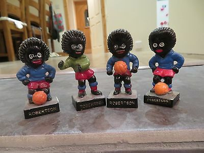 Old Robertson's Gollywog figurines