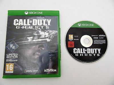 Call Of Duty Ghosts Limited Edition Xbox One