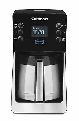 Cuisinart Coffee Maker - Thermal Carafe - 12 cup