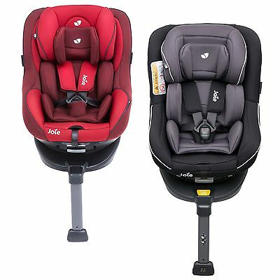 Joie Spin 360 Forward/Rear Facing Childs/Kids Car Seat Group 0+/1 Birth To 15kg