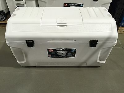 Igloo MaxCold Large 165 Quart 156 Litre 280 Can Cool Box Ice Cooler 7 Days BNIB