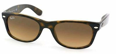 Genuine RAY-BAN 2132 New Wayfarer Replacement Lenses - Glass Grad Brown or G-15