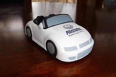 Allstate Insurance toy car stress ball convertible car squeeze toy