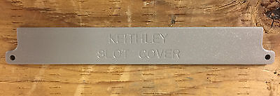 Keithley slot covers