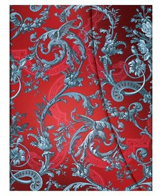 """Paperblanks Journal Rococo Revival """"Enchanted Evening"""" LINED Ultra 7""""x9"""" Writing"""