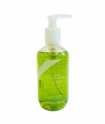 LYCON Tea Tree Total Hand Body Wash - 250ml