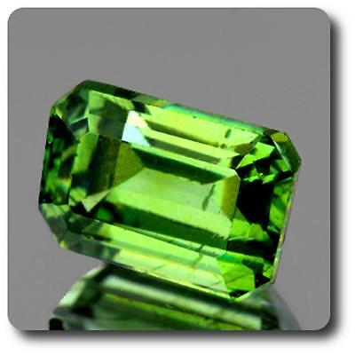 GARNET DEMANTOID . 1.00 cts. VVS. Ural Mountains, Russia With Certificate