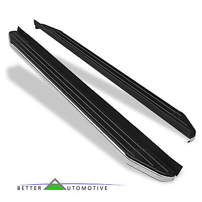 For Toyota 4Runner 2010-2019 Limited/2010-2013 Sr5 Aluminum Black Running Board