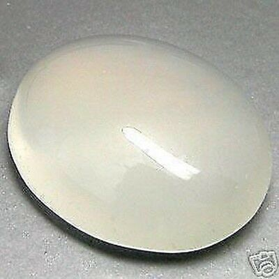 Chalcedony Blue Lavender . 14.80 Cts . Africa