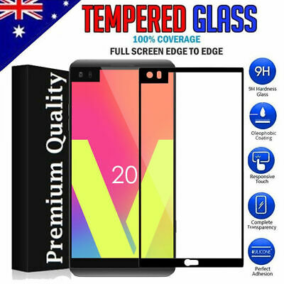 2x LG V20 Tempered Glass / Plastic LCD Screen Protector Film Guard For LG V20