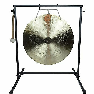 "24"" Wind Gong on Chronos Metal Gong Stand with Mallet"