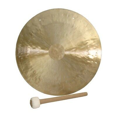 "18"" Wind Gong with Beater"