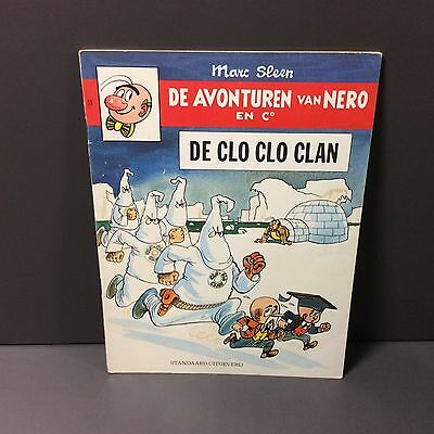 Nero & Co Nr 53 - De Clo Clo Clan - 1977 - 1e druk