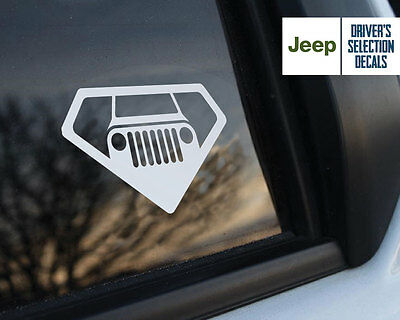 Jeep is in my Blood Wrangler Super man window sticker decals graphic