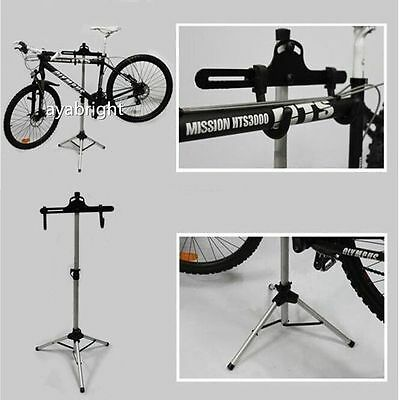 Novel Aluminium Bike Bicycle Cycle Maintenance Mechanic Repair Stand Workstand