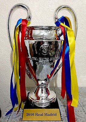 Champion League Replica Trophy-real Madrid Chelsea Arsenal Liverpool-fullsize