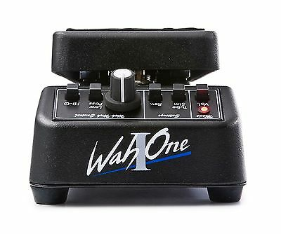 EBS  Wah Pedal For Bass And Guitar