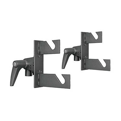 Double Background Brackets (Pair) Light Stand Boom Accessories Studio Durable