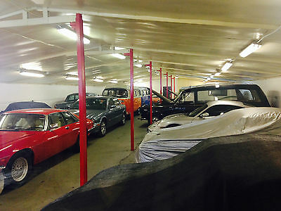 Classic Car And Vehicle Storage = Safe = Secure = Discreet