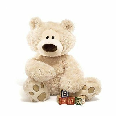 Gund Philbin Teddy Bear Large Soft Cuddle Toys Valentine's Day Gifts Perfect NEW