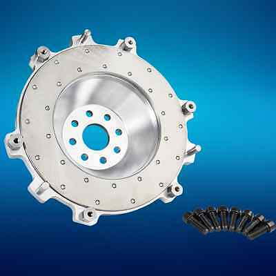 PMC LIGHTWEIGHT FLYWHEEL BMW M60 / M62 / S62 TO BMW 6cyl CONVERSION ADAPTER SWAP