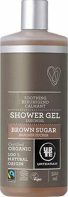 Urtekram Brown Sugar Shower Gel Organic - 500ml