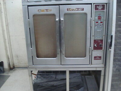 Baker's Aid Rotary Oven Used