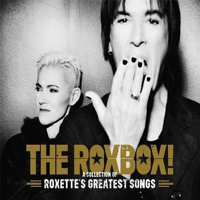Roxbox: A Collection of Roxette's Greatest by Roxette 4CD
