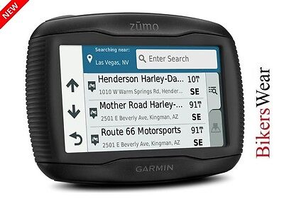 GARMIN Zumo 395 LM, EU UK, ROI & Western Europe Map 4.3 inch- Motorcycle Sat Nav